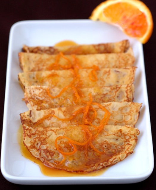 Crepes-caramel-orange